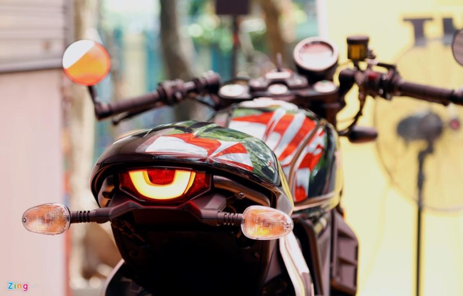 Chi tiet Ducati Scrambler Cafe Racer dau tien Viet Nam hinh anh 10