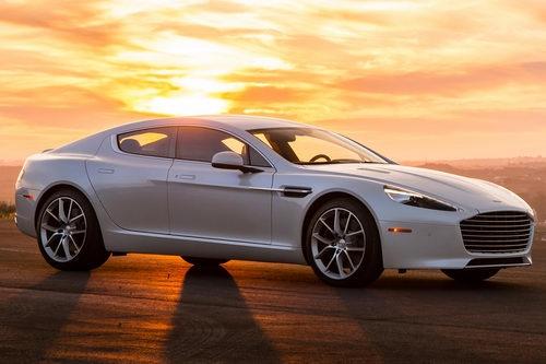 Siêu xe huyền thoại Aston Martin Rapide bị khai tử - 1
