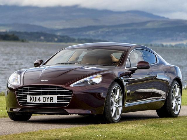 Siêu xe huyền thoại Aston Martin Rapide bị khai tử - 2