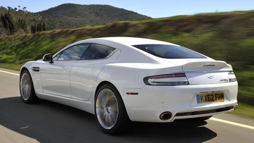 Siêu xe huyền thoại Aston Martin Rapide bị khai tử - 3