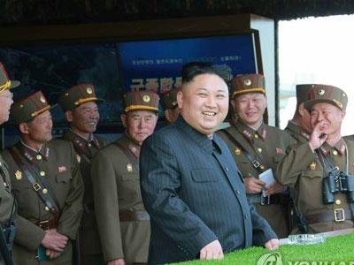 Triều Tiên tuyên bố Mỹ phải chịu trách nhiệm nếu chiến tranh xảy ra