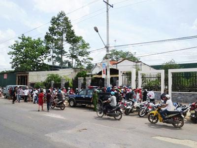 2 người bán thịt heo giúp phá nhanh thảm án Bình Phước