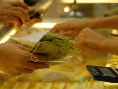 Giá vàng bật tăng sau 3 phiên giảm