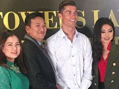 Thực hư tin đồn Cristiano Ronaldo bí mật đến Đà Nẵng
