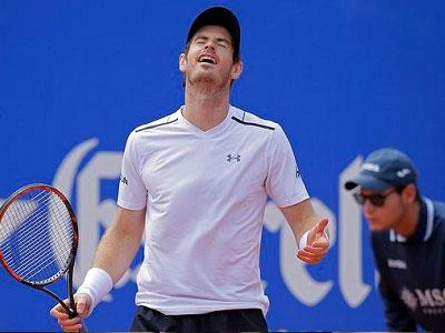 Murray bị Dominic Thiem loại ở bán kết Barcelona Open