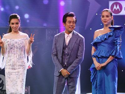 Hồ Quỳnh Hương thót tim vì bất ngờ bị so sánh nhan sắc với Hồ Ngọc Hà