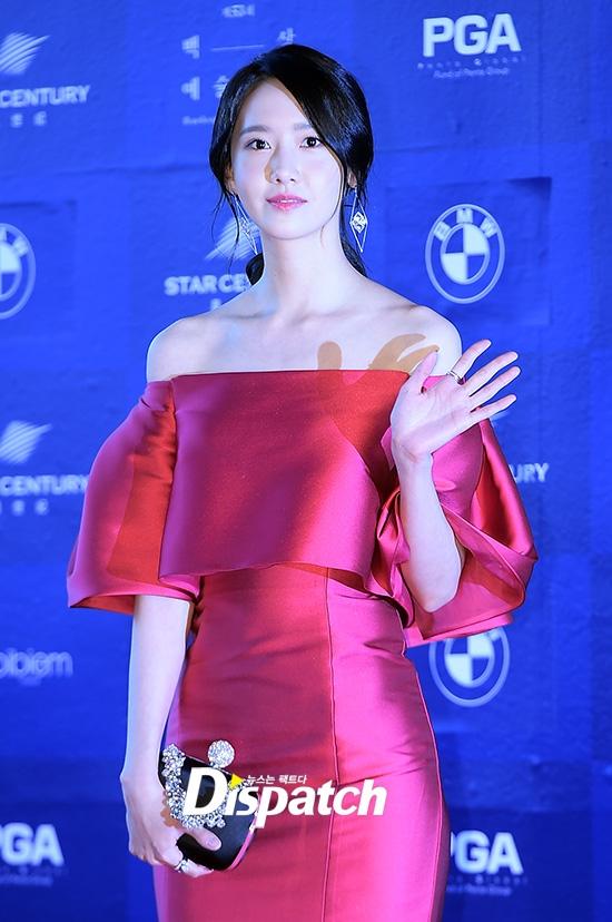 Park Shin Hye béo lên trông thấy khi xuất hiện cùng dàn sao Hàn trên thảm đỏ Baeksang 2017 - Ảnh 7.