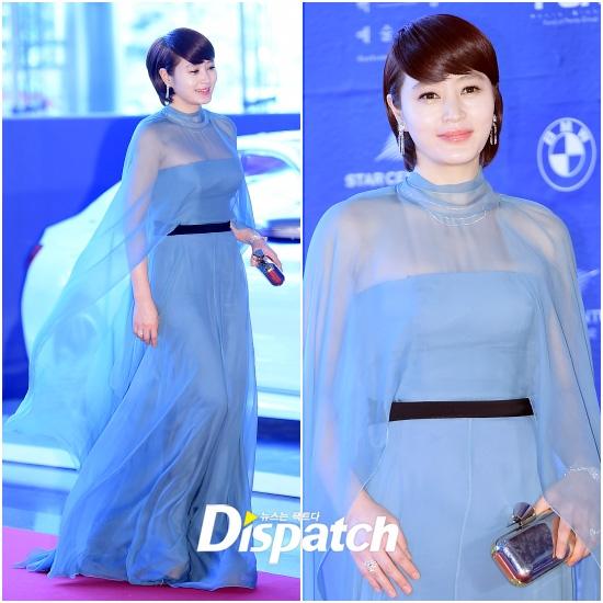 Park Shin Hye béo lên trông thấy khi xuất hiện cùng dàn sao Hàn trên thảm đỏ Baeksang 2017 - Ảnh 10.