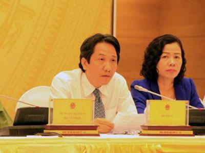 Bộ Nội vụ giải thích bác ông Lê Trung Chinh làm Phó chủ tịch Đà Nẵng