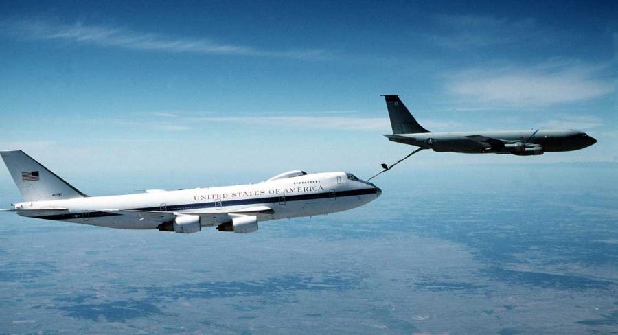 phi đội máy bay, máy bay Không lực 1, Tổng thống Mỹ