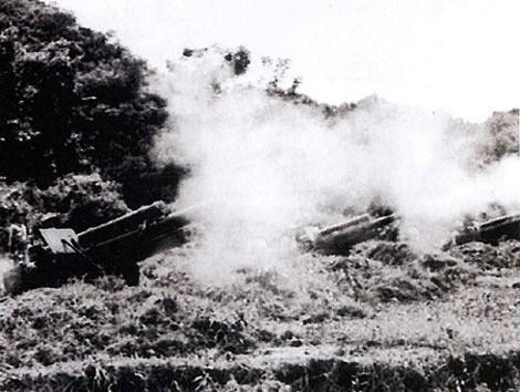 Nghệ thuật sử dụng pháo binh trong Chiến dịch Điện Biên Phủ - Ảnh 1.