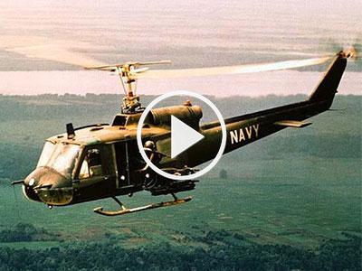 Video hiếm về chiến tranh Việt Nam: Sư đoàn Kỵ binh bay Mỹ đổ bộ chiến trường