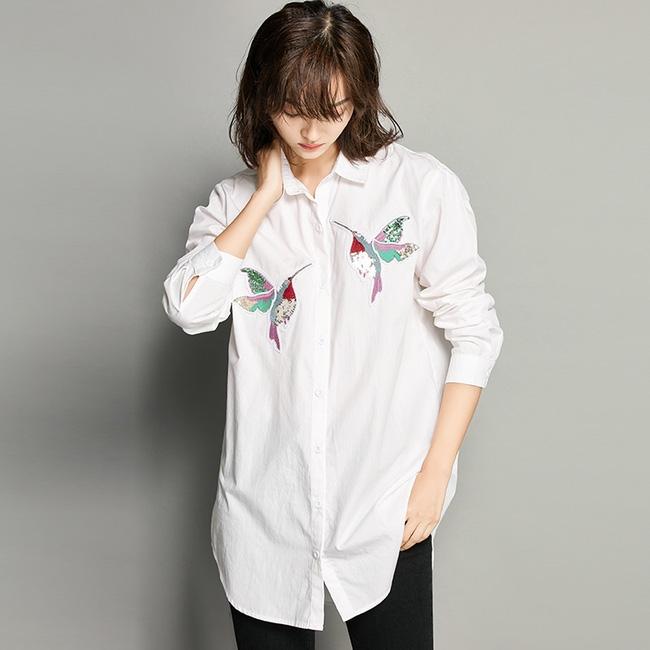 5 kiểu biến tấu giúp áo sơmi trắng chẳng còn vô vị và nhàm chán nữa - Ảnh 17.
