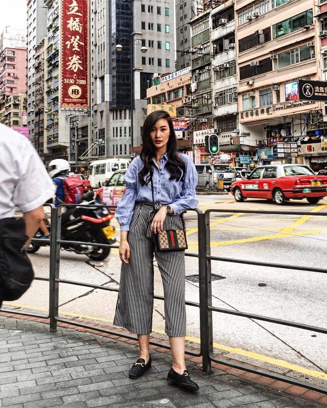 Thời tiết nắng nóng, các quý cô châu Á thi nhau mặc đồ cực mỏng và cực điệu - Ảnh 21.