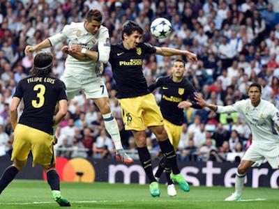 Atletico Madrid - Real Madrid: Khó có điều kỳ diệu ở Vicente Calderon?