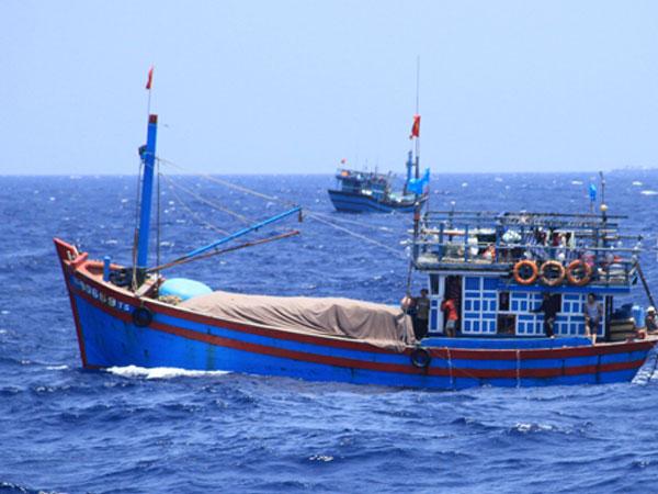 Bộ Nông nghiệp: Lệnh cấm đánh bắt cá của Trung Quốc không có giá trị