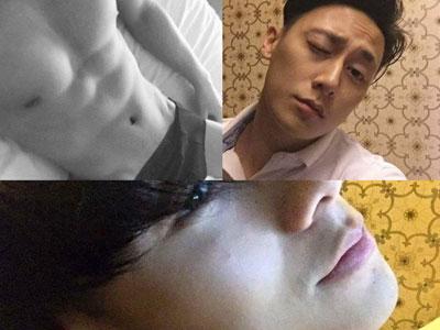 Trọn bộ ảnh khoe thân của Rocker Nguyễn bị lộ chát sex?
