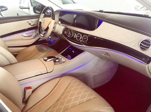 Mercedes-Maybach S600 biển ngũ quý 3 rao bán 9,5 tỷ Đồng - Ảnh 2.