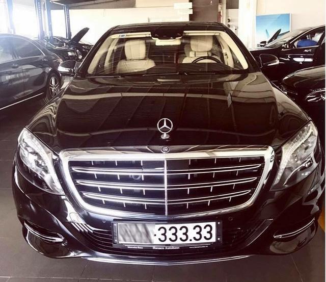 Mercedes-Maybach S600 biển ngũ quý 3 rao bán 9,5 tỷ Đồng - Ảnh 3.