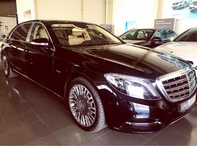 Mercedes-Maybach S600 biển ngũ quý 3 rao bán 9,5 tỷ Đồng - Ảnh 5.