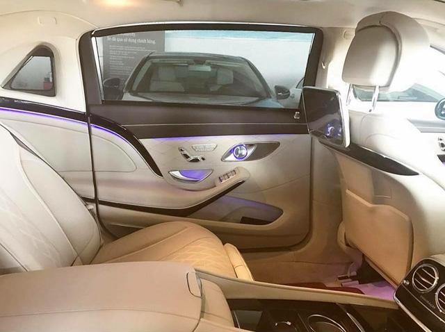 Mercedes-Maybach S600 biển ngũ quý 3 rao bán 9,5 tỷ Đồng - Ảnh 7.