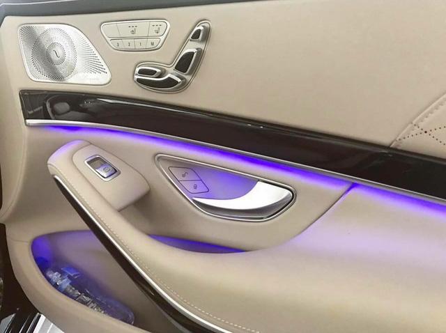 Mercedes-Maybach S600 biển ngũ quý 3 rao bán 9,5 tỷ Đồng - Ảnh 8.