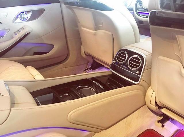 Mercedes-Maybach S600 biển ngũ quý 3 rao bán 9,5 tỷ Đồng - Ảnh 9.