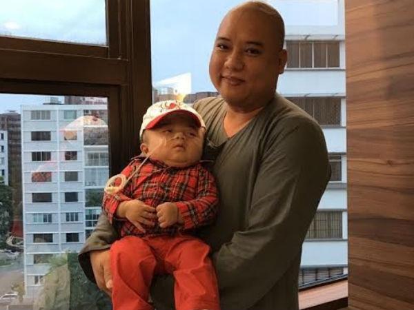 Bé Phạm Đức Lộc phục hồi diệu kỳ, não phát triển và chuẩn bị xuất viện tại Singapore
