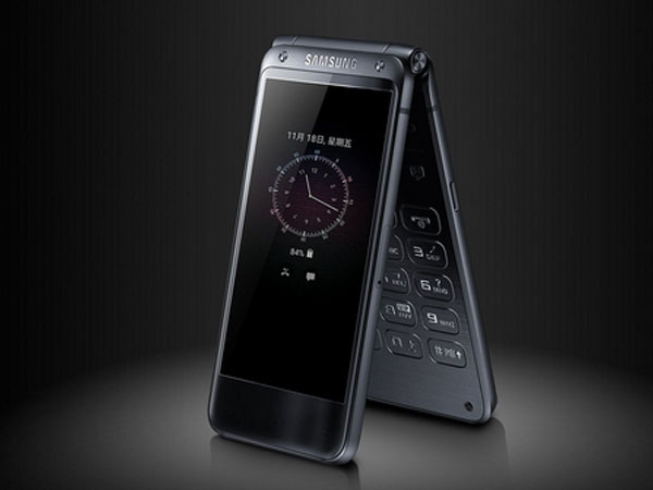 Samsung sắp ra smartphone nắp gập đắt hơn Galaxy S8