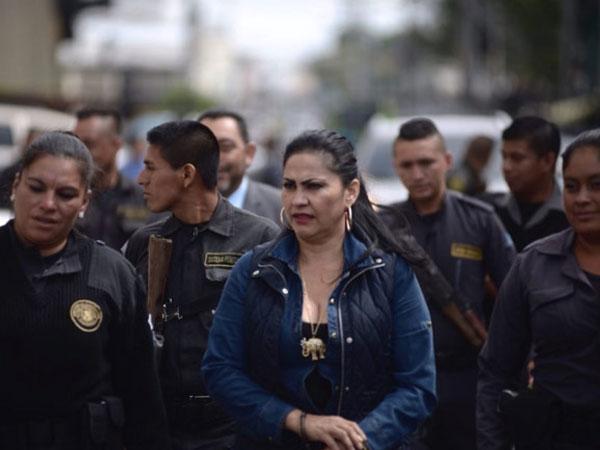 Bà trùm mafia vượt ngục gây chấn động Guatemala