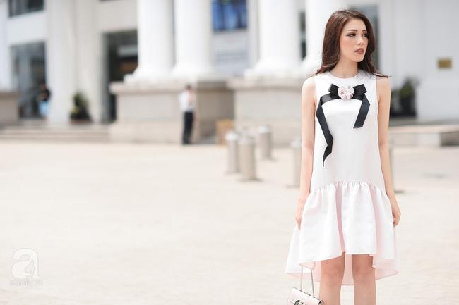 Trời nắng nóng, quý cô 2 miền cùng rủ nhau diện váy suông rộng siêu bay bổng - Ảnh 13.