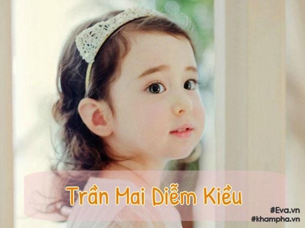 """kieu ten 4 chu dang """"sot xinh xich"""", me nen lua chon de dat ten cho con gai (p2) - 1"""