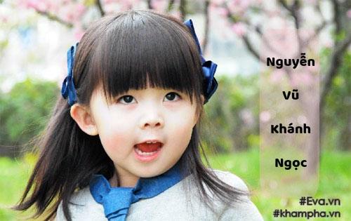 """kieu ten 4 chu dang """"sot xinh xich"""", me nen lua chon de dat ten cho con gai (p2) - 3"""