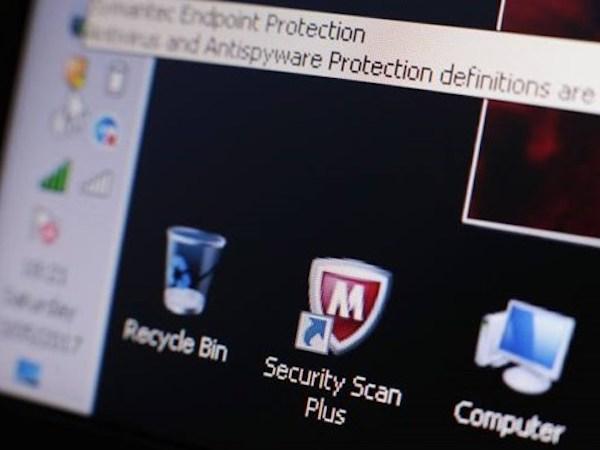 Đang xảy ra một vụ tấn công mạng quy mô lớn hơn cả WannaCry