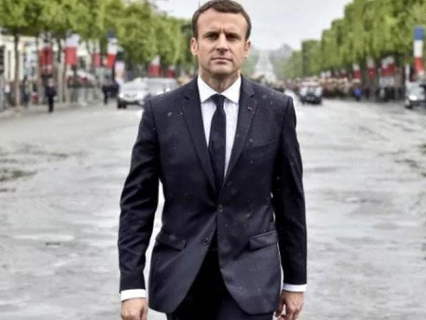 Macron và chuyện