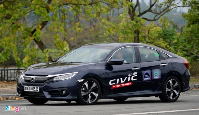 Ban tot tai Thai Lan, Honda Civic moi chat vat o Viet Nam hinh anh 3