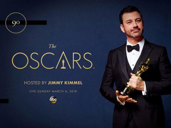 MC, danh hài Jimmy Kimmel tiếp tục dẫn dắt Oscar 2018