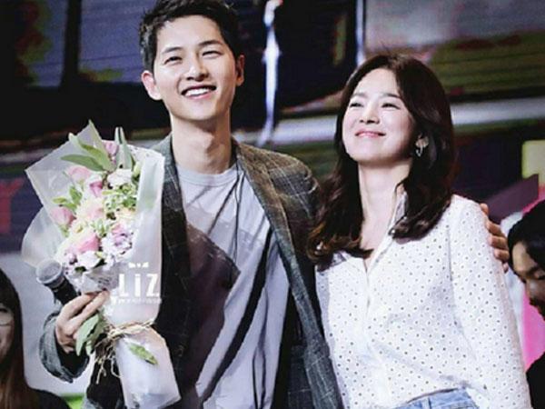 Nhanh chóng muốn lấy vợ trong năm nay, Song Joong Ki đã