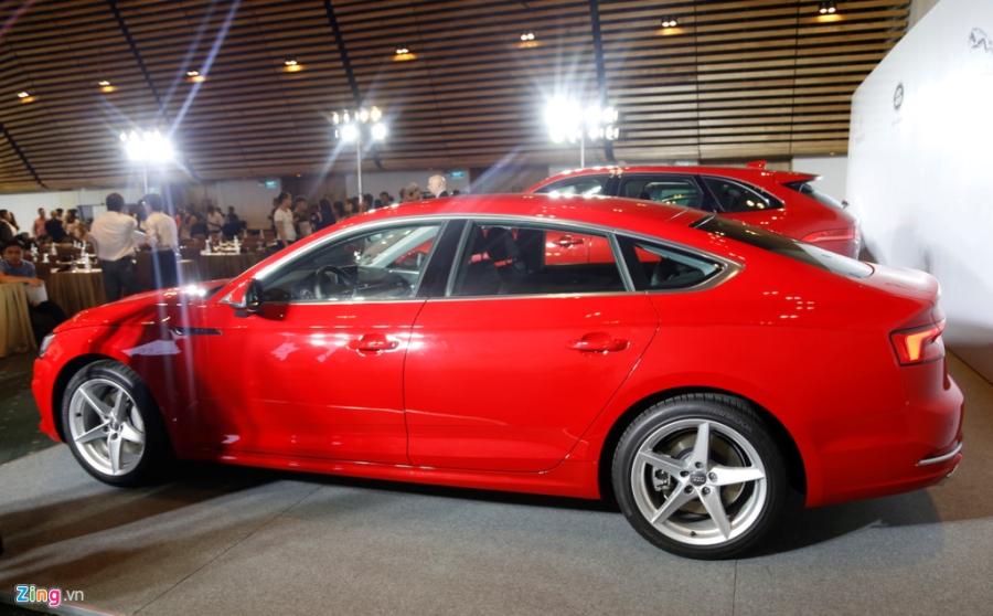 Chi tiet Audi A5 Sportback 2017 moi ra mat tai Viet Nam hinh anh 2