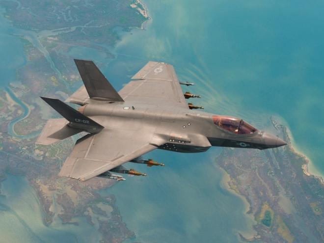 Phi cong F-35 giai thich ly do Nga, Trung kho ban ha may bay hinh anh 1