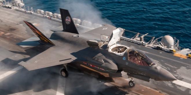Phi cong F-35 giai thich ly do Nga, Trung kho ban ha may bay hinh anh 2