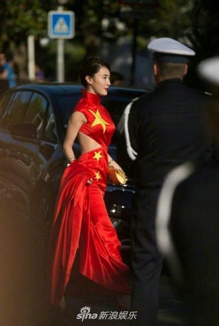 Trung Quoc mat mat vi dan sao hang bet xuat hien tren tham do Cannes hinh anh 6