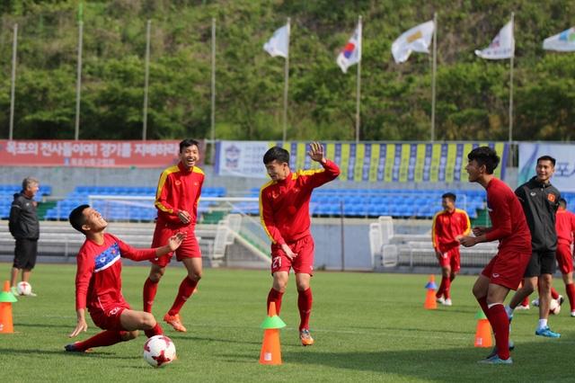 U20 Việt Nam còn quá nhiều điều cần cải thiện trước World Cup