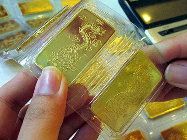 Giá vàng hôm nay 19/5: Vàng tăng liên tiếp, đổ xô đi mua