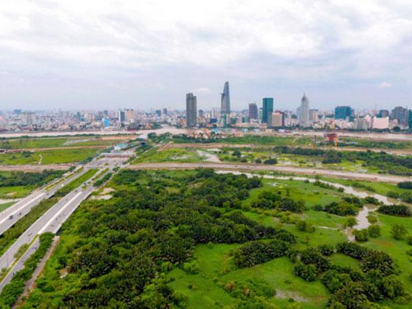 TP.HCM bác tin lên quận của Bình Chánh, Hóc Môn chặn cơn sốt đất nền
