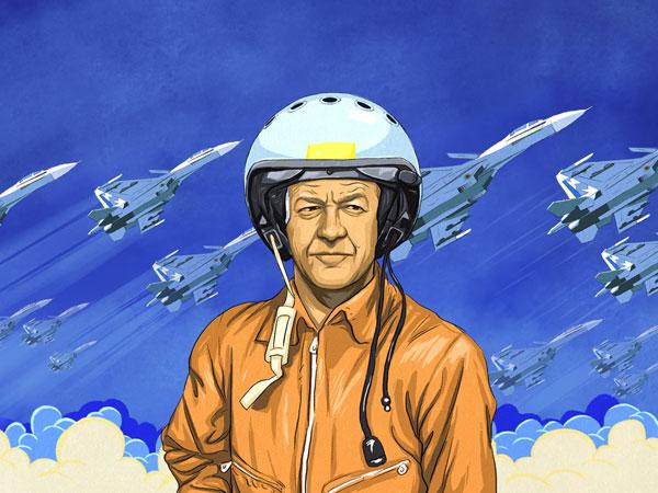 Viktor Pugachev - Kỷ lục gia thế giới trên tiêm kích Su-27 và mối quan hệ đặc biệt với KQVN