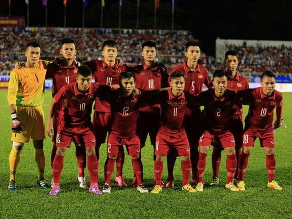 VTV trực tiếp tất cả các trận của U20 Việt Nam tại U20 World Cup 2017