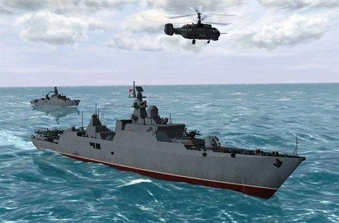 tàu khu trục, tàu hộ vệ tên lửa, Hải quân Việt Nam