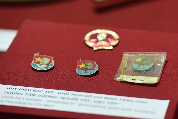 Những kỷ vật lần đầu công bố của Chủ tịch Hồ Chí Minh - 2