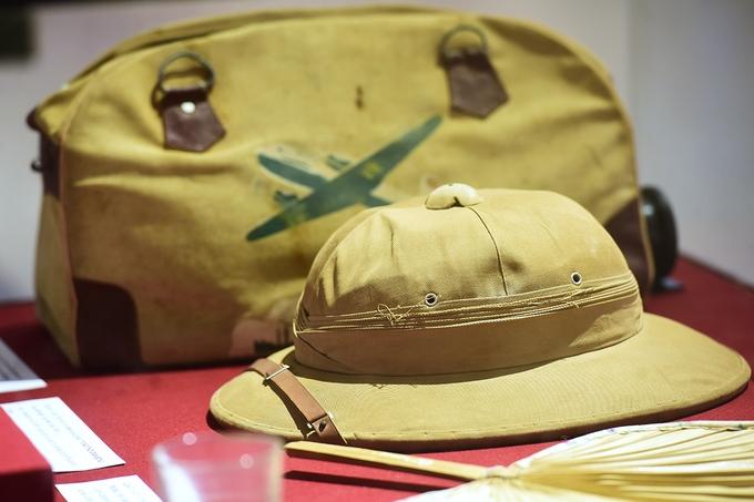 Những kỷ vật lần đầu công bố của Chủ tịch Hồ Chí Minh - 5
